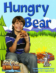 Hungry Bear Snacks and Games  -