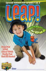Leap! Student Magazine, Grades 1 and 2, Ages 6 to 8  -