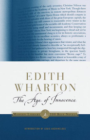 The Age of Innocence   -     By: Edith Wharton, Louis Auchincloss