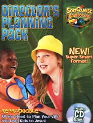 Director's Planning Pack, with CD  -