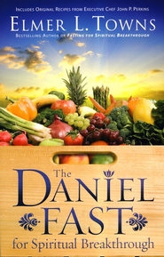 The Daniel Fast for Spiritual Breakthrough - Slightly Imperfect  -