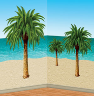 Shipwrecked: Palm Tree Props   -