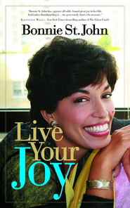 Live Your Joy - eBook  -     By: Bonnie St. John