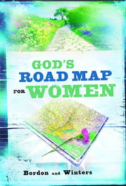 God's Road Map for Women - eBook  -     By: David Bordon, Tom Winters