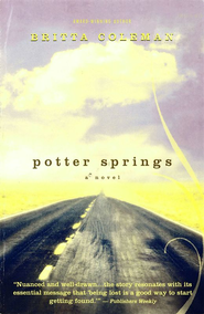 Potter Springs - eBook  -     By: Britta Coleman