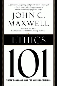 Ethics 101: What Every Leader Needs To Know - eBook  -     By: John C. Maxwell
