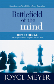 Battlefield of the Mind Devotional: 100 Insights That Will Change the Way You Think - eBook  -     By: Joyce Meyer