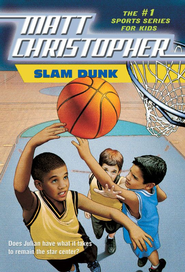 Slam Dunk - eBook  -     By: Matt Christopher