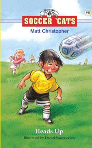 Soccer 'Cats #6: Heads Up! - eBook  -     By: Matt Christopher