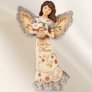 Love You Nana Angel Figurine  -