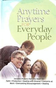 Anytime Prayers for Everyday People - eBook  -     By: David Bordon, Tom Winters