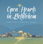 Open Hearts in Bethlehem CD  -