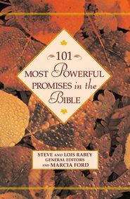 101 Most Powerful Promises in the Bible - eBook  -     Edited By: Steve Rabey, Lois Mowday Rabey     By: Marcia Ford