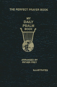 My Daily Psalms Book: The Perfect Prayer Book - eBook  -     By: Joseph Frey