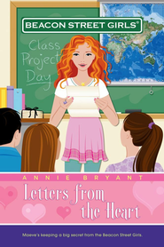Letters from the Heart - eBook  -     By: Annie Bryant