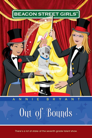 Out of Bounds - eBook  -     By: Annie Bryant