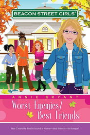 Worst Enemies/Best Friends - eBook  -     By: Annie Bryant