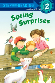 Step into Reading, Level 2: Spring Surprises  -     By: Anna Jane Hays