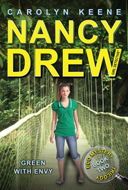 Green with Envy: Book Two in the Eco Mystery Trilogy - eBook  -     By: Carolyn Keene