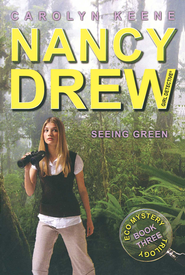 Seeing Green: Book Three in the Eco Mystery Trilogy - eBook  -     By: Carolyn Keene