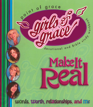 Girls of Grace Make it Real - eBook  -     By: Point of Grace