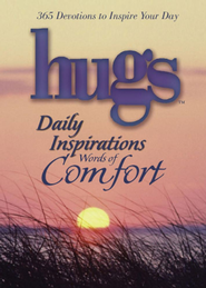 Hugs Daily Inspirations Words of Comfort: 365 Devotions to Inspire Your Day - eBook  -