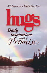Hugs Daily Inspirations Words of Promise: 365 Devotions to Inspire Your Day - eBook  -