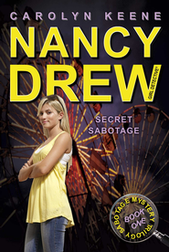Secret Sabotage: Book One in the Sabotage Mystery Trilogy - eBook  -     By: Carolyn Keene