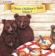 Classic Children's Tales Volume #9         - Audiobook on CD  -