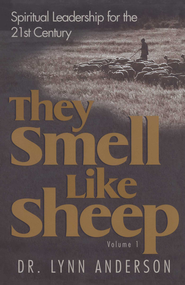 They Smell Like Sheep - eBook  -     By: Lynn Anderson