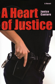 A Heart of Justice - Slightly Imperfect  -     By: Janice Cantore