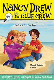 Treasure Trouble - eBook  -     By: Carolyn Keene