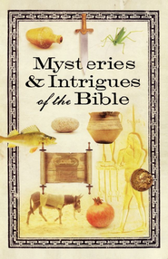 Mysteries & Intrigues of the Bible - eBook  -