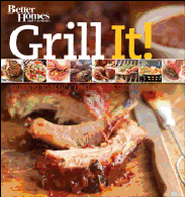 Grill It! Secrets to Delicious Flame-Kissed Food  -