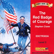Red Badge of Courage Audio CD  -