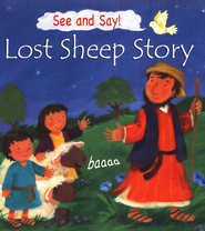 Loss Sheep Story  -     By: Christina Goodings     Illustrated By: Melanie Mitchell