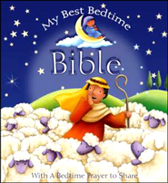 My Best Bedtime Bible: With A Bedtime Prayer to Share   -     By: Sophie Piper