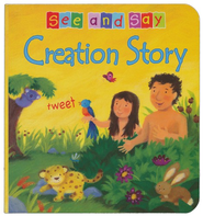 Creation Story  -     By: Christina Goodings     Illustrated By: Melanie Mitchell