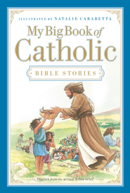 My Big Book of Catholic Bible Stories - eBook  -