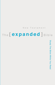The Expanded Bible: New Testament - eBook  -