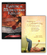 Raising Godly Sons and Daughters Set   -