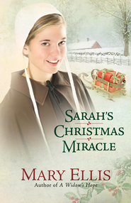 Sarah's Christmas Miracle - eBook  -     By: Mary Ellis