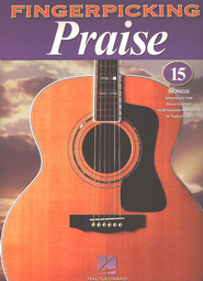 Fingerpicking Praise Songbook  -