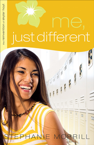 Me, Just Different - eBook  -     By: Stephanie Morrill