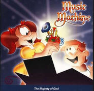 Music Machine: The Majesty Of God CD   -