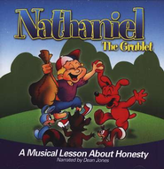 Nathaniel the Grublet CD   -