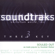 Souled Out, Accompaniment CD   -     By: Hezekiah Walker, Love Fellowship Choir