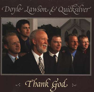 Thank God CD   -     By: Doyle Lawson & Quicksilver