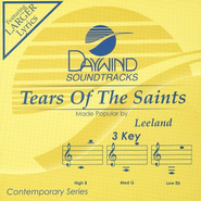 Tears of the Saints, Accompaniment CD   -     By: Leeland