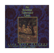 Live With Friends CD   -     By: The Brooklyn Tabernacle Choir